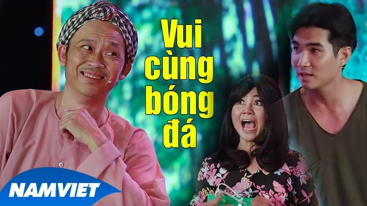 Vui Cùng Bóng Đá   Hoài Linh, Mạnh Phát, Trịnh Xuân Nhản, Jennifer Thiên Nga