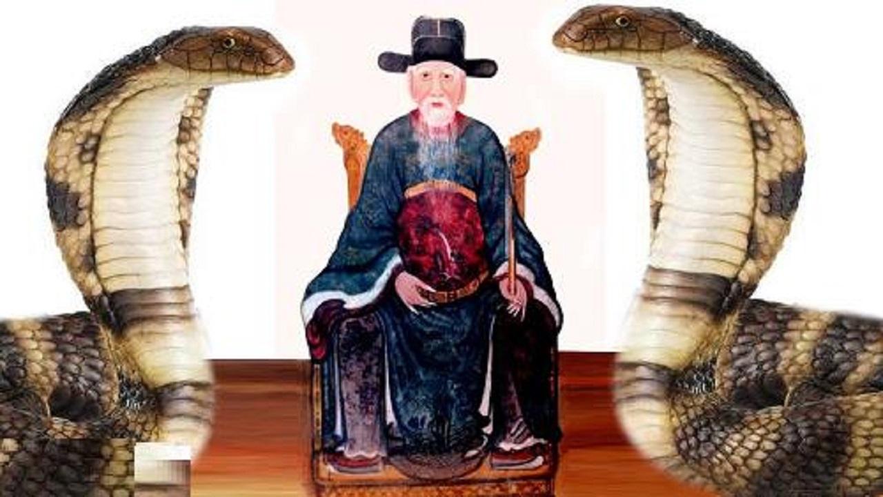 Ly kỳ câu chuyện rắn báo thù được ghi lại trong sử sách