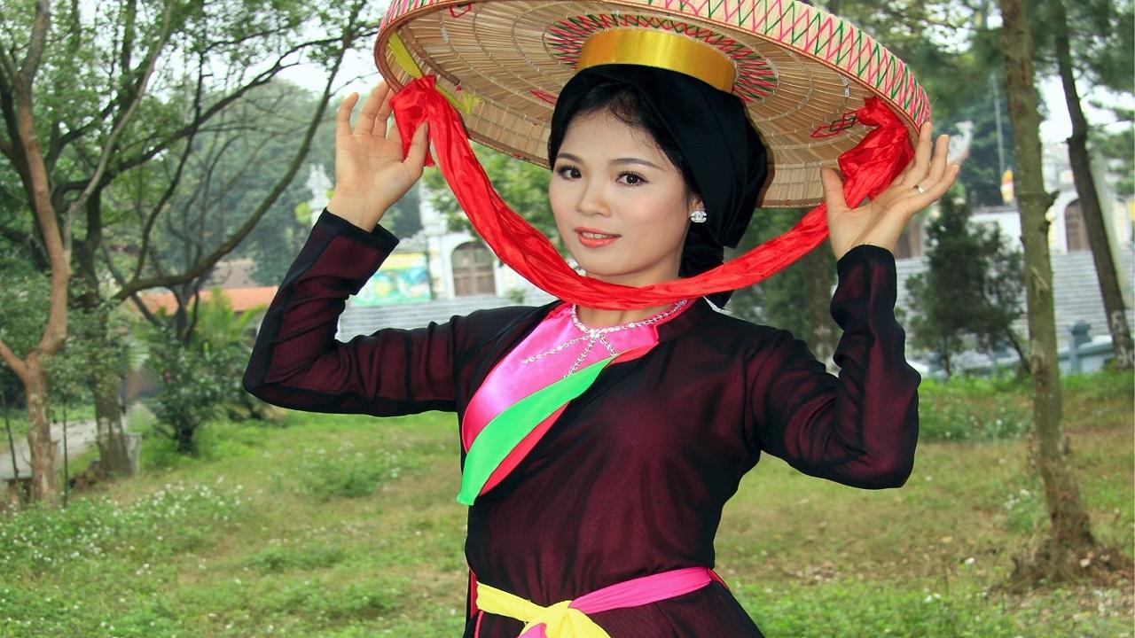 Lúng liếng   Dân ca quan họ Bắc Ninh