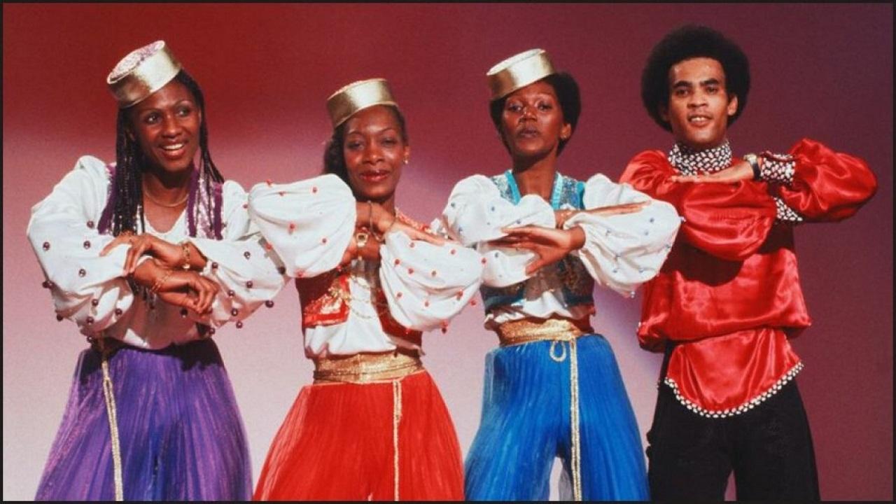 Ban nhạc Boney M huyền thoại với những ca khúc bất hủ