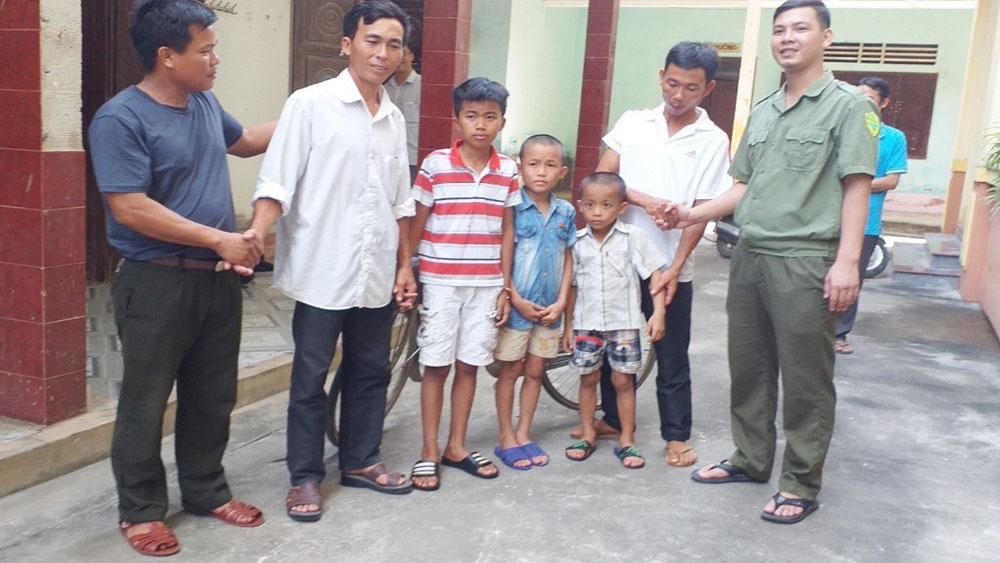 Quyết liệt đấu tranh với nhóm bắt cóc tống tiền xuyên quốc gia