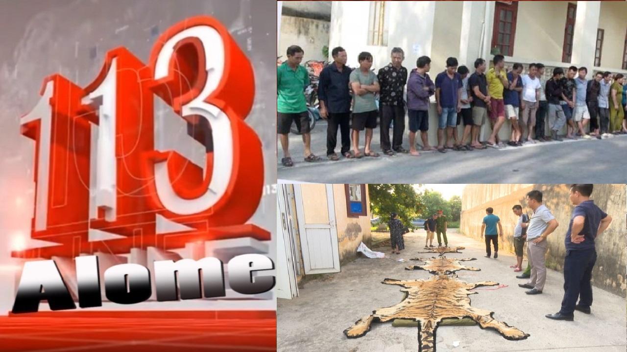 Tin 113 ngày 19/09: Hành trình nhóm người ở Đà Nẵng sản xuất clip sex