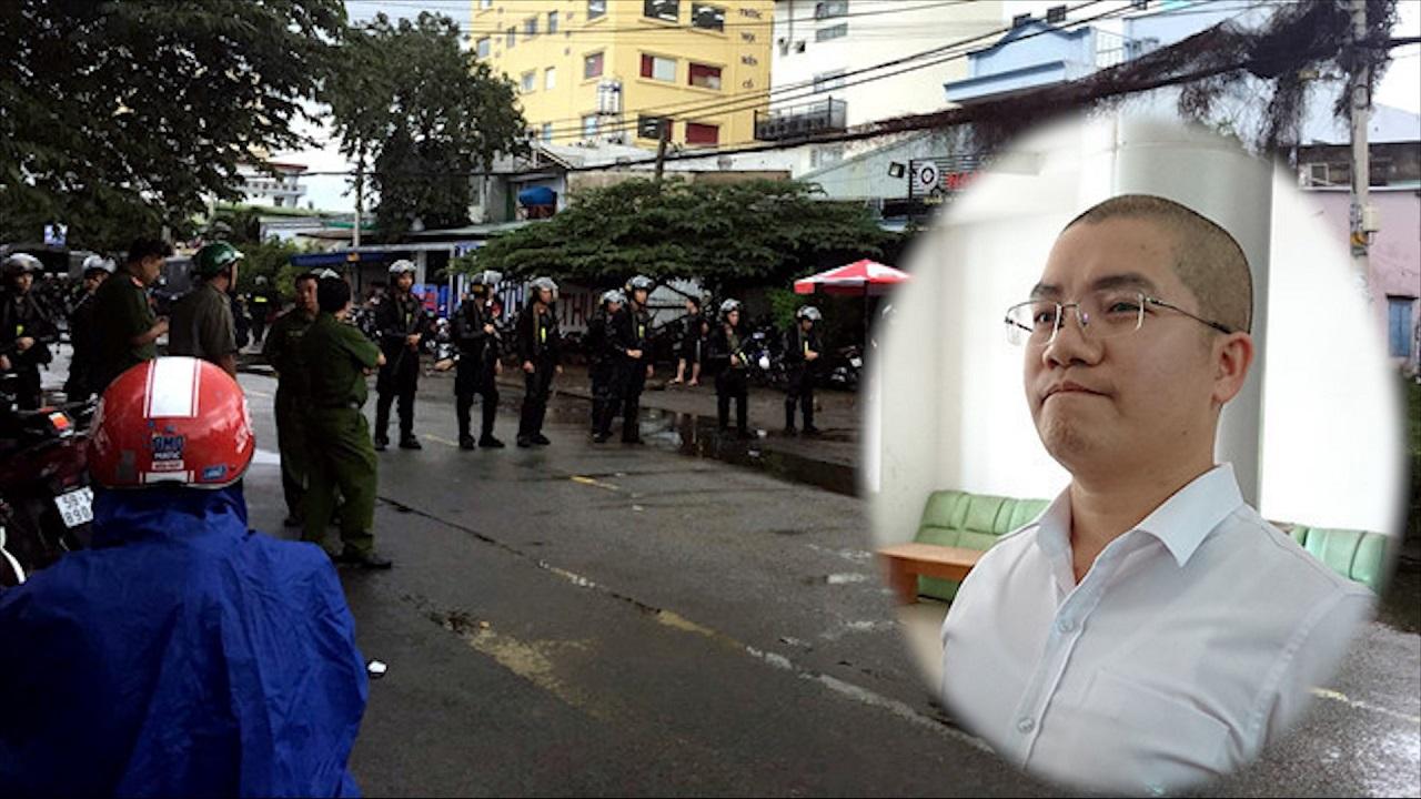 Áp giải anh em Nguyễn Thái Luyện, thu hàng trăm thùng tài liệu từ Công ty Alibaba