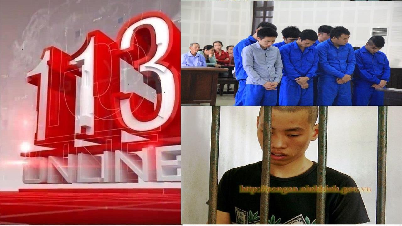 Tin 113 ngày 20/11: 9 thanh niên hiếp dâm bạn gái lĩnh án