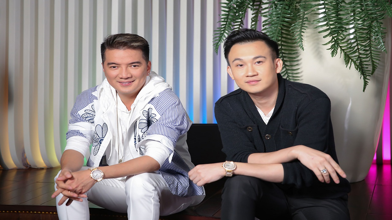 Dương Triệu Vũ lên tiếng về mối quan hệ với Đàm Vĩnh Hưng