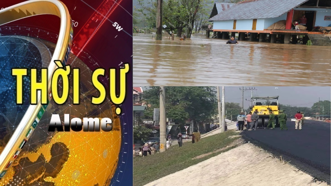 Thời sự ngày 11/11: Chủ nhà nghỉ ở Bình Định mở cửa miễn phí cho người dân vào tránh bão
