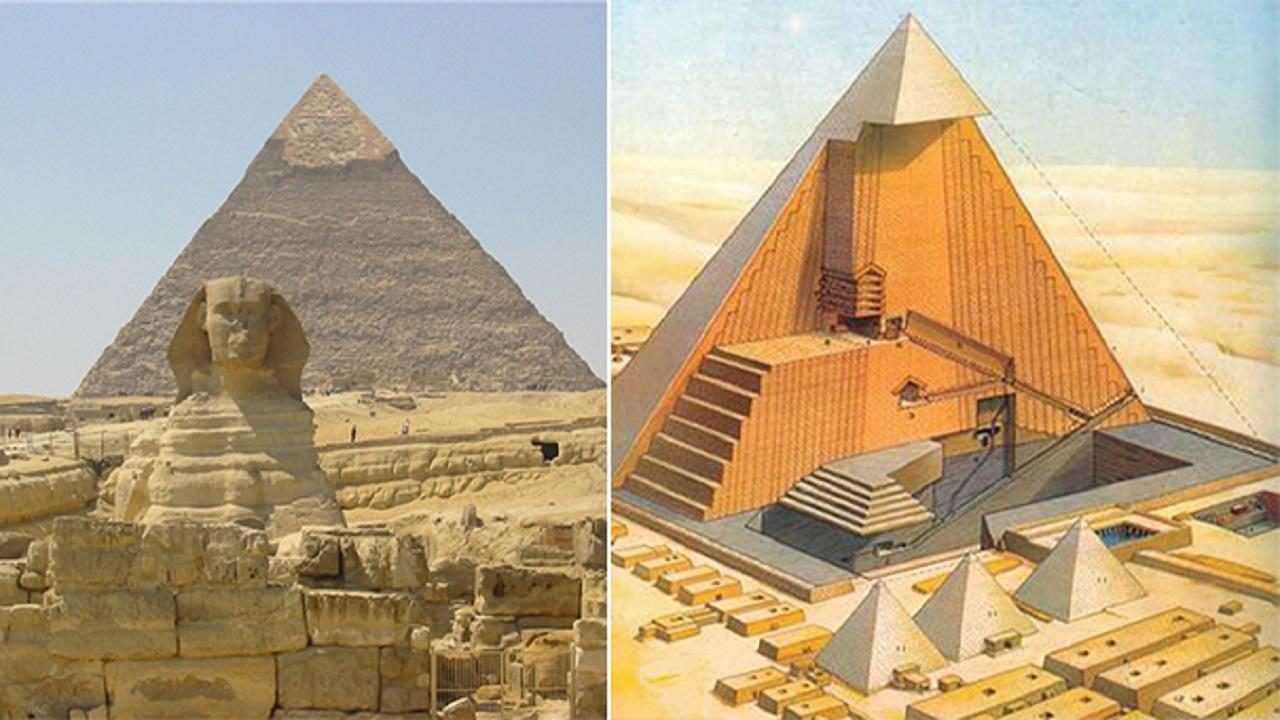 5 thứ kỳ lạ được tìm thấy trong Kim Tự Tháp không ai nghĩ đó là sự thật