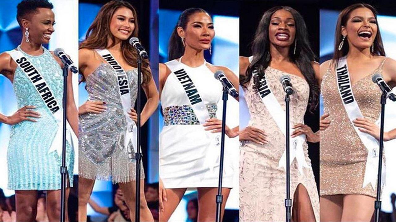 Hoàng Thùy   từ cô bé bán hàng rong đến top 20 Miss Universe 2019
