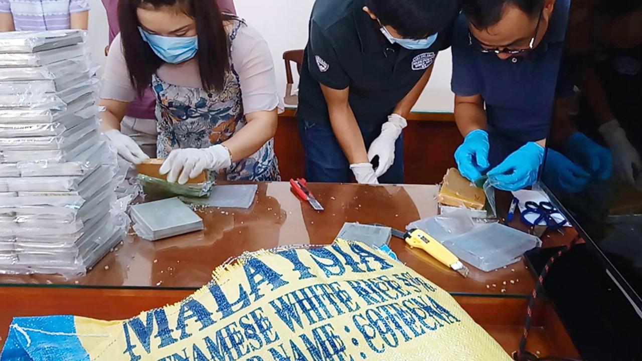 Triệt phá lô heroin có giá lên tới hơn 180 tỷ giữa Sài Gòn