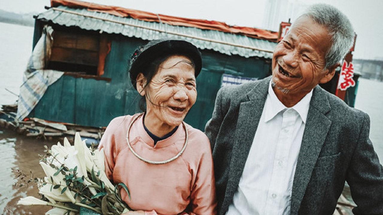 Những cặp vợ chồng bạn sẽ không tin được là có thật trên thế giới
