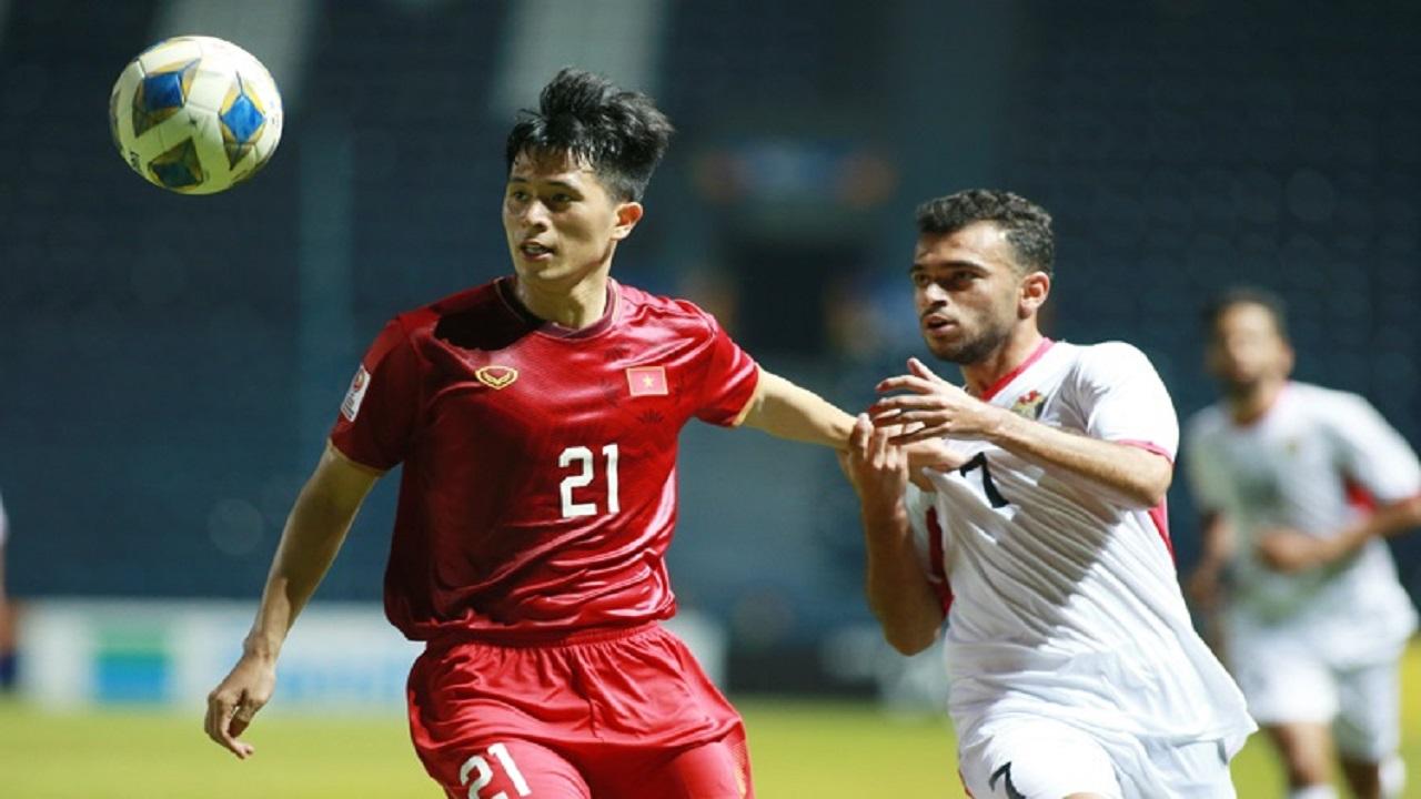 HLV Park vỡ òa, nhận tin cực vui từ HLV U23 Jordan