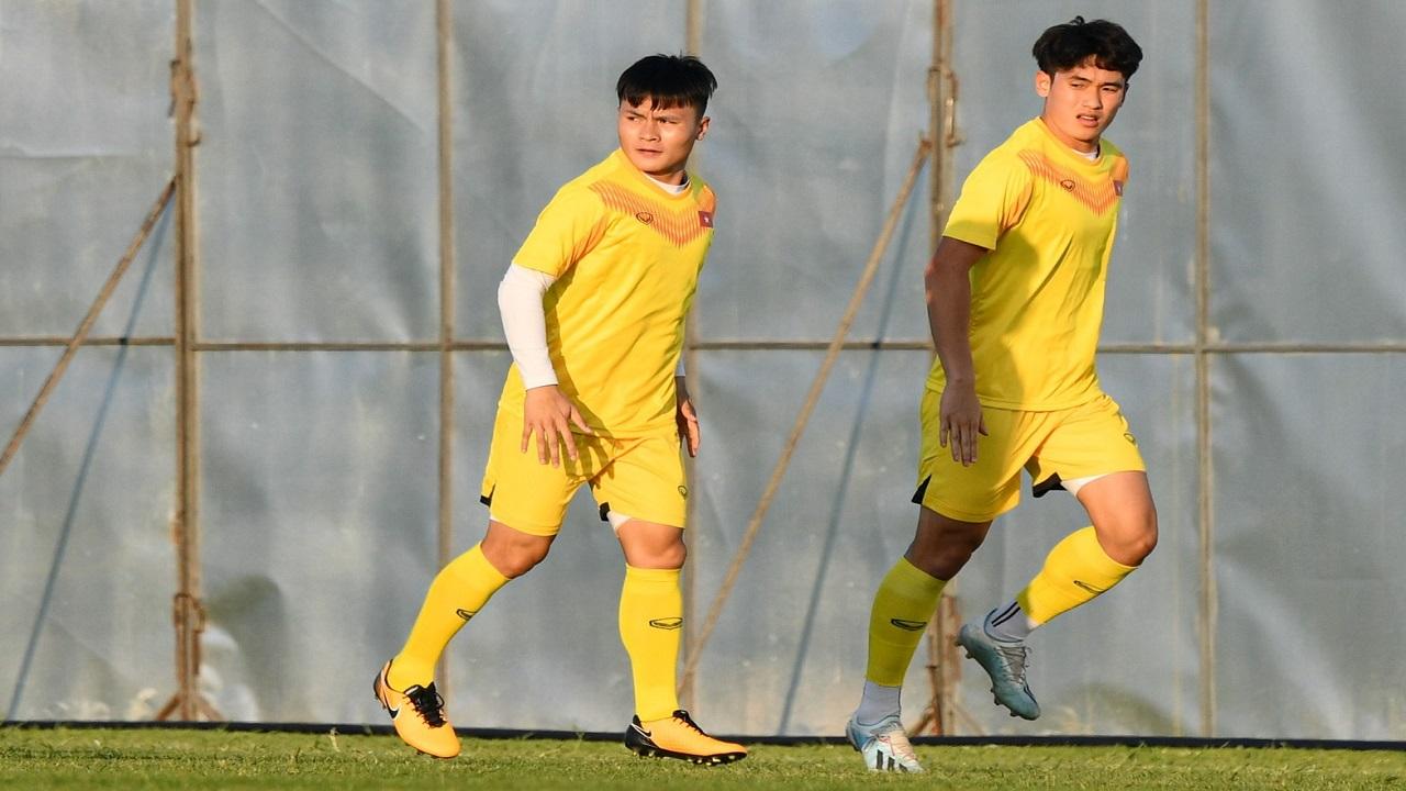 Thầy Park vỡ òa, nhận tin vui liên tiếp trước trận đấu UAE