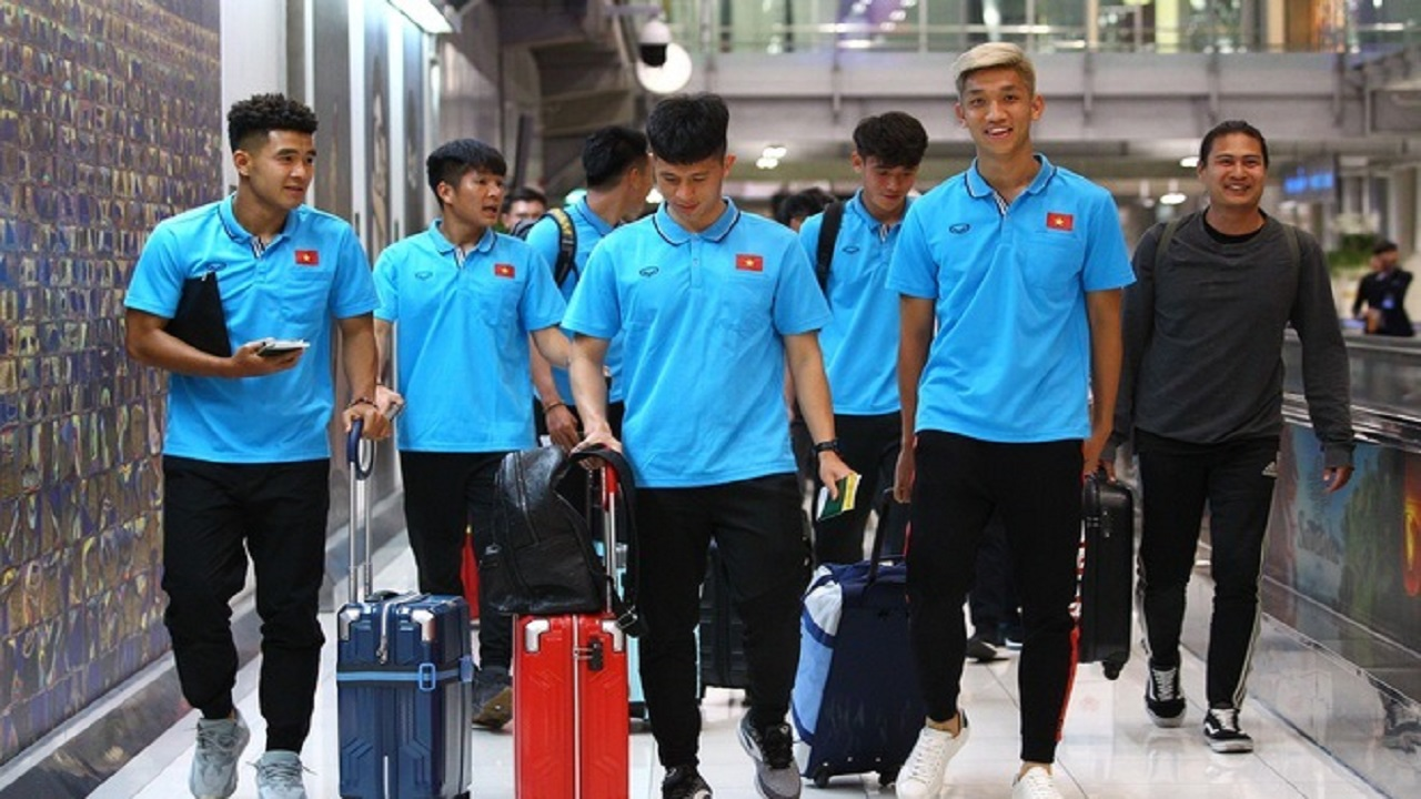 Vừa tới Thái Lan, U23 Việt Nam đã đón nhận tin cực vui