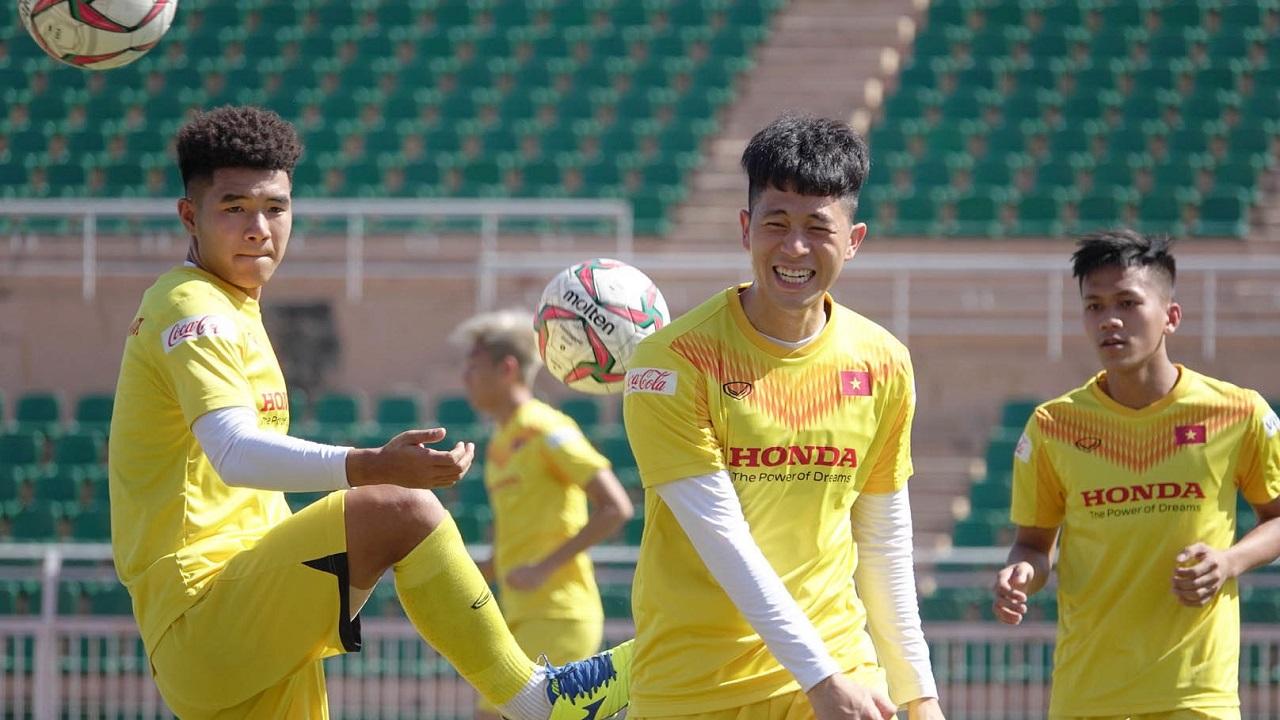Thầy Park chơi tất tay, tung đội hình mạnh nhất quyết chiến U23 Triều Tiên