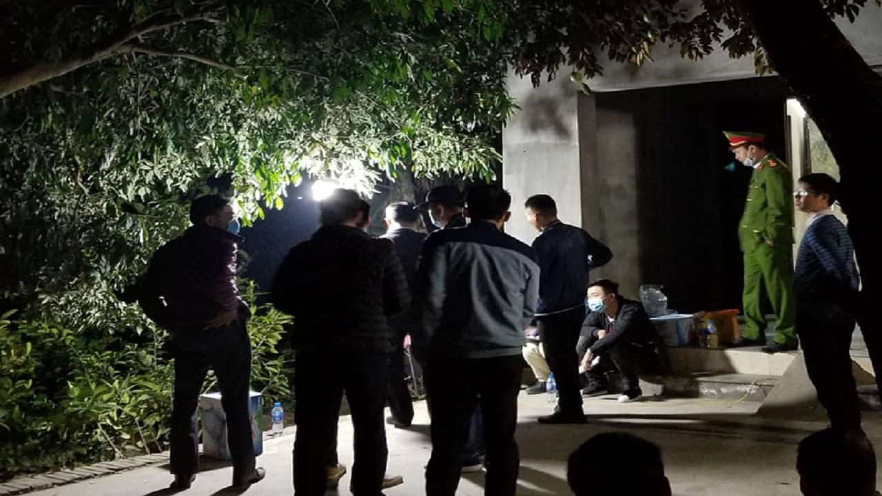 Tin 113 ngày 23/02: Nghi can chém chết chủ nợ khi bị đòi tiền, đốt xác phi tang trong thùng phuy bị bắt