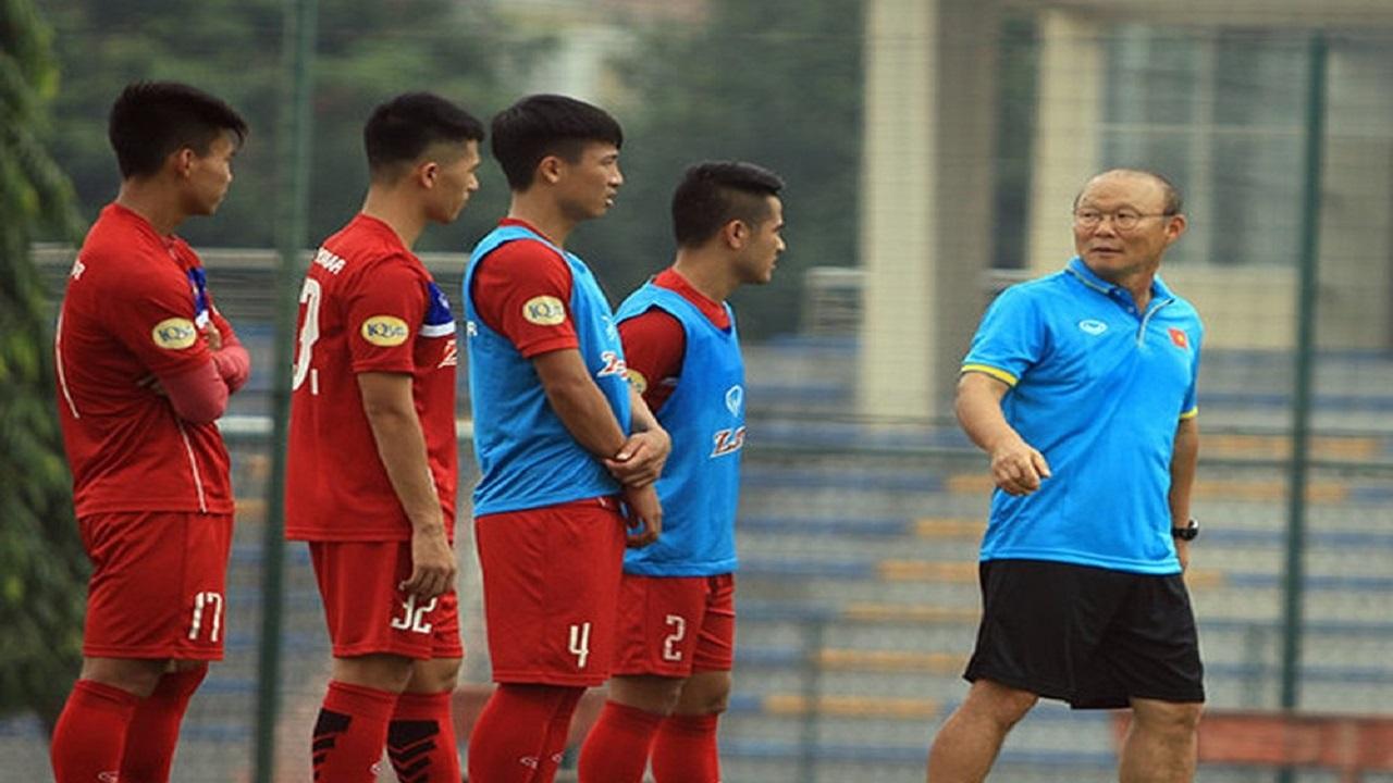 Thầy Park tìm ra nhân tố thay thế 4 trụ cột trước trận quyết đấu Malaysia