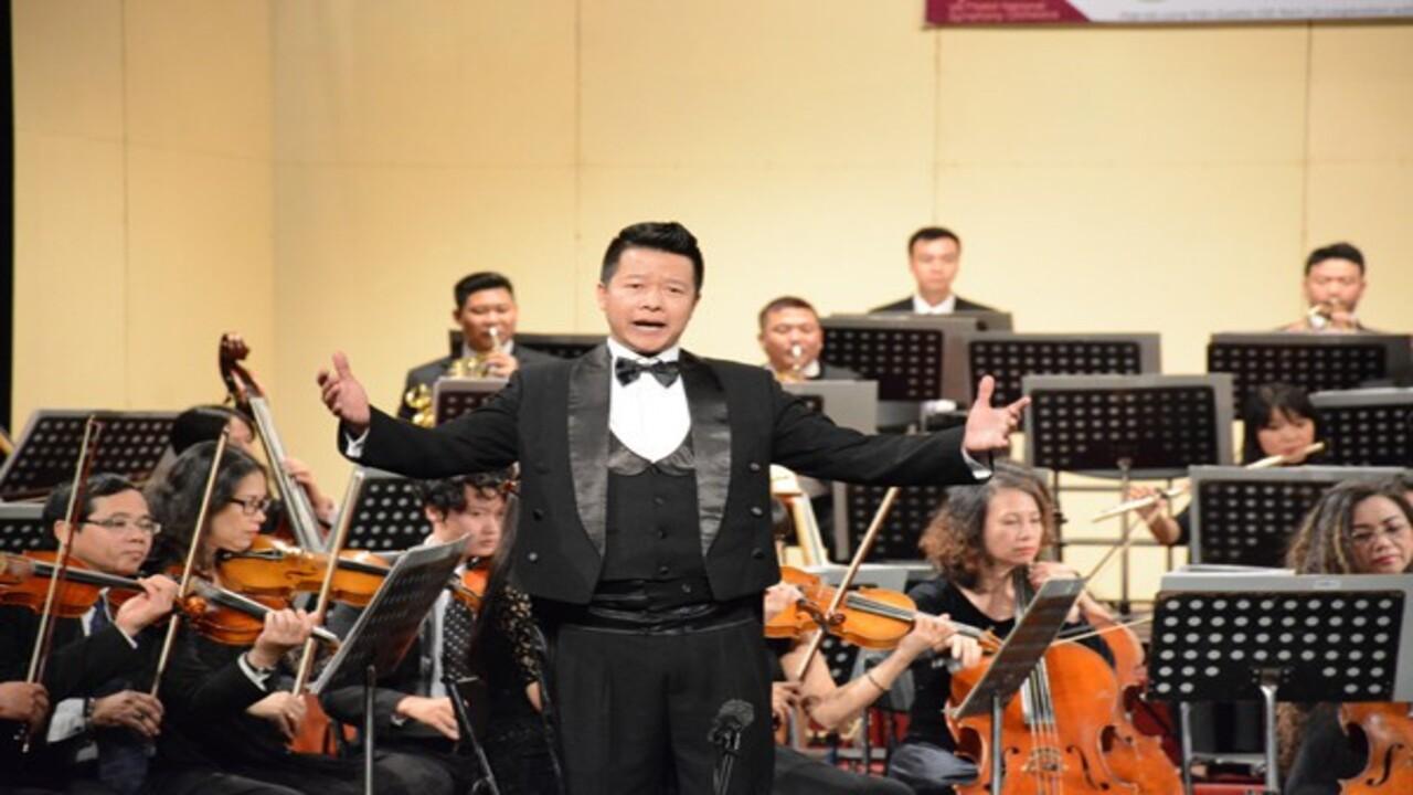 Nghệ sĩ Opera hàng đầu Việt Nam bị anh vợ đâm chết