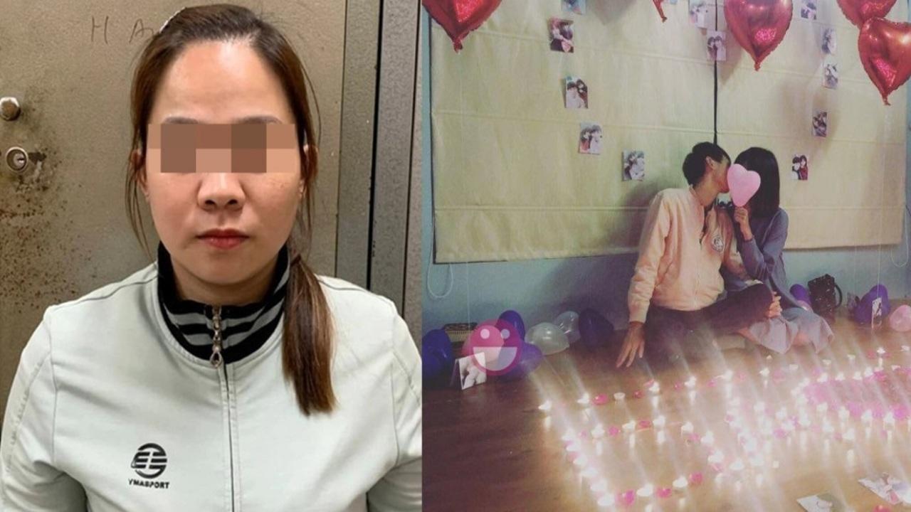 Nữ nhân viên massage trộm 50 triệu bao bạn trai đi chơi valentine
