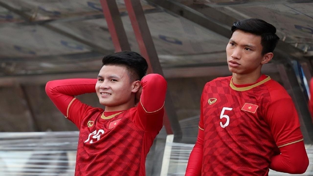 Quang Hải, Văn Hậu dẫn đầu đội hình kèo trái thách thức Châu Á