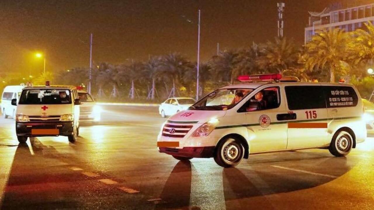 Thành phố Hải Phòng khuyên người dân gọi xe 115 nếu muốn đi sân bay Nội Bài