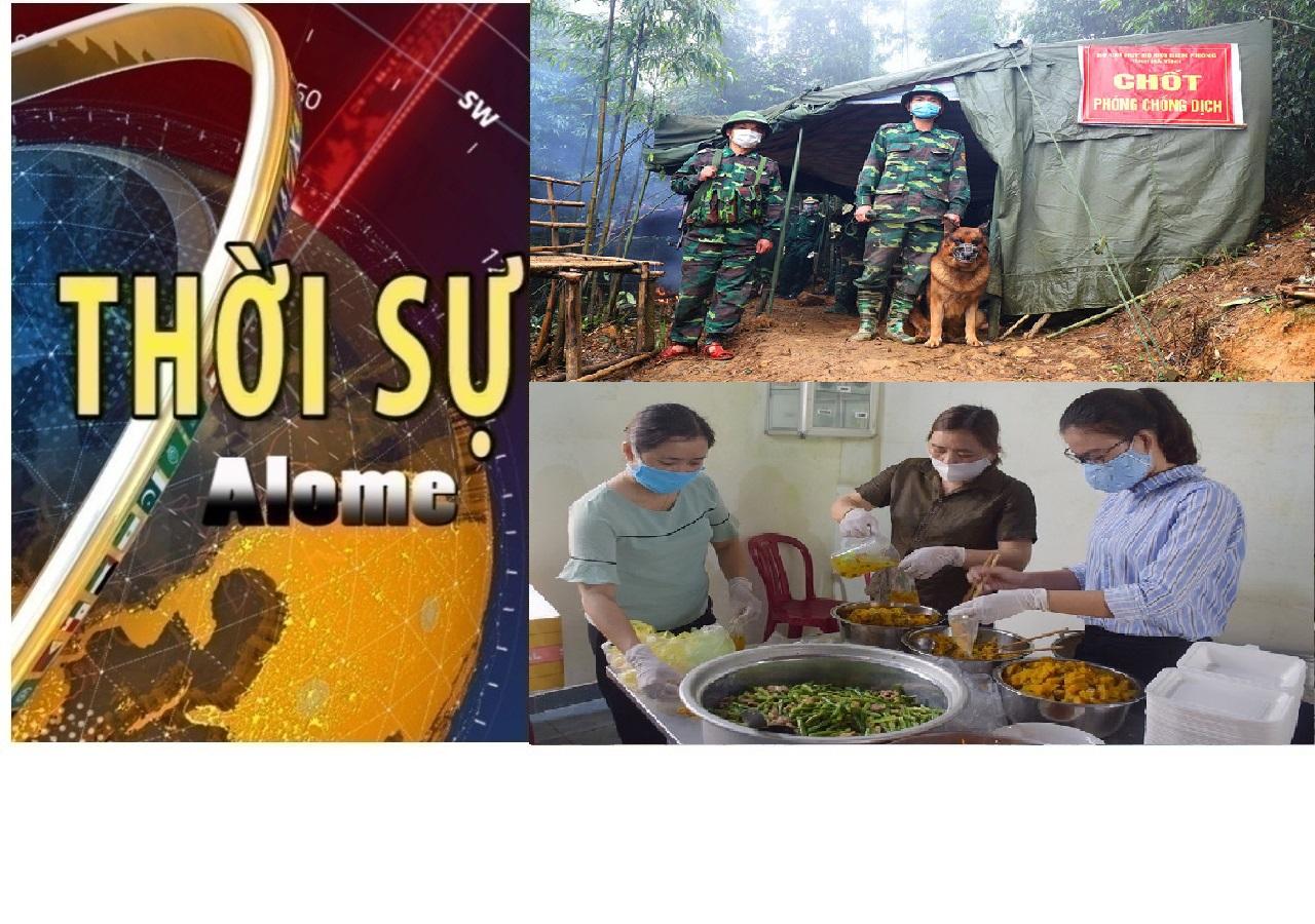 Thời sự ngày 09/04: Chưa thể khẳng định bệnh nhân 243 lây nhiễm từ bệnh viện Bạch Mai