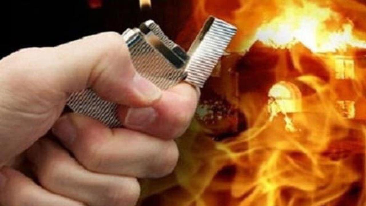 Nghịch tử đốt nhà vì xin tiền mua ma túy mà mẹ không cho