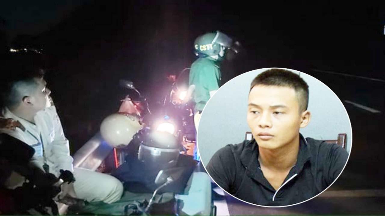 CA Đà Nẵng đang vây bắt đối tượng tội phạm nguy hiểm trốn trại tại Đèo Hải Vân