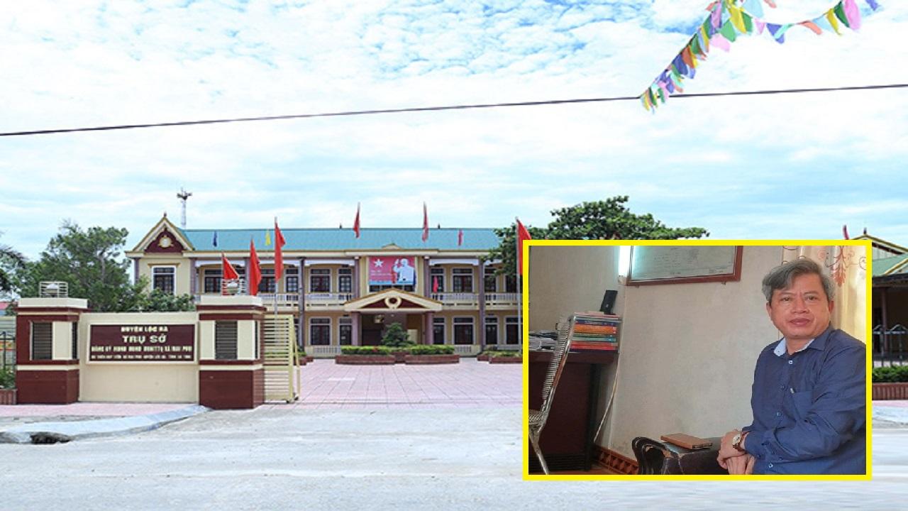 Một Chủ tịch xã ở Hà Tĩnh bị kỷ luật vì cấp đất sai quy định cho 2 anh trai