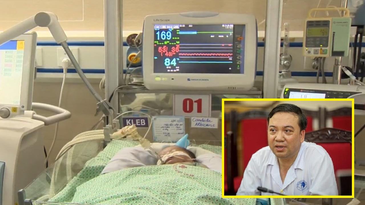 Sau gần 20 ngày điều trị, bé sơ sinh bị bỏ rơi ở hố ga tại Hà Nội vẫn nguy kịch, tiên lượng nặng