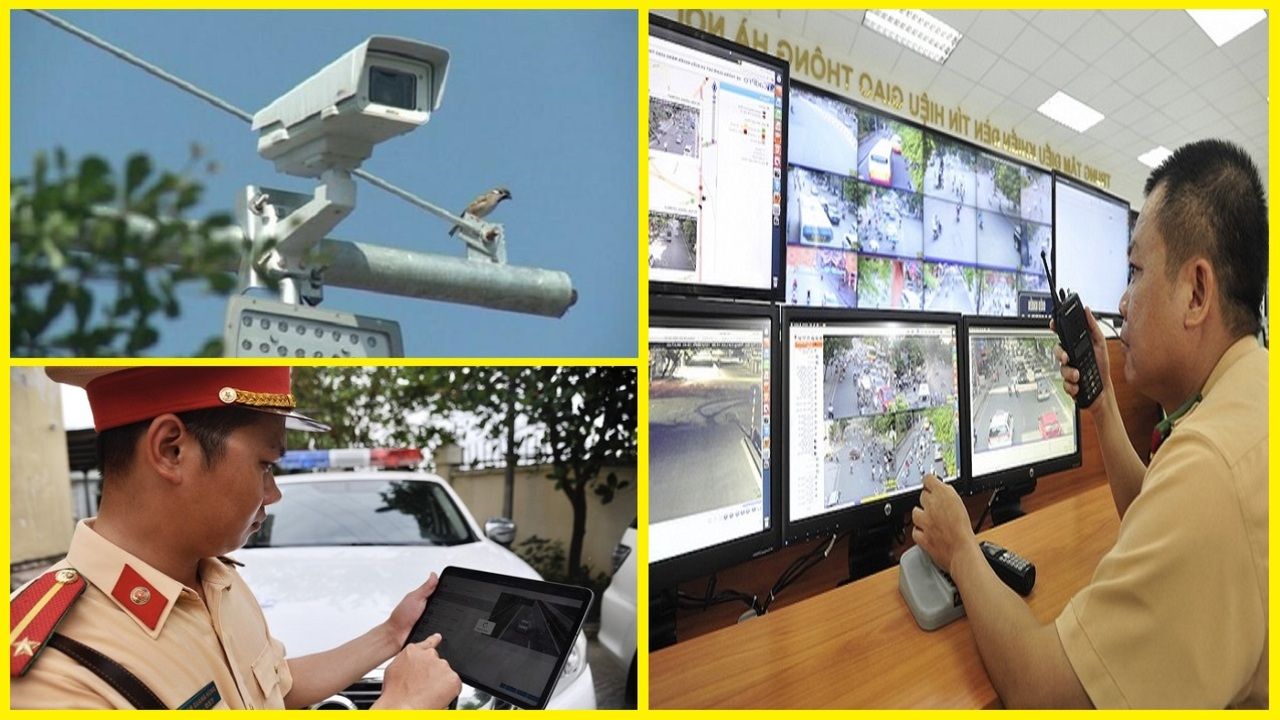 Cục CSGT lắp thêm hơn 100 camera giám sát trên cao tốc Nội Bài   Lào Cai