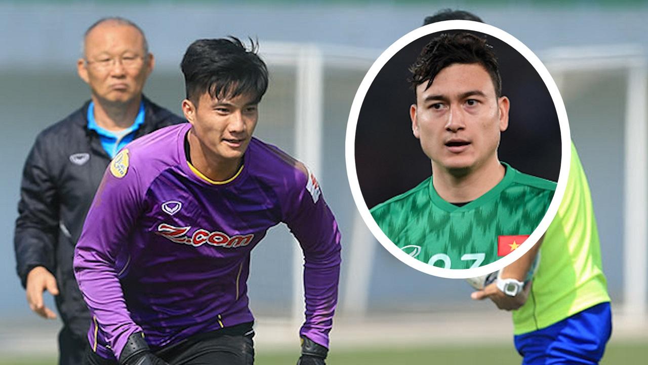 Lộ diện thủ môn đủ sức thay thế Văn Lâm ở AFF CUP 2020