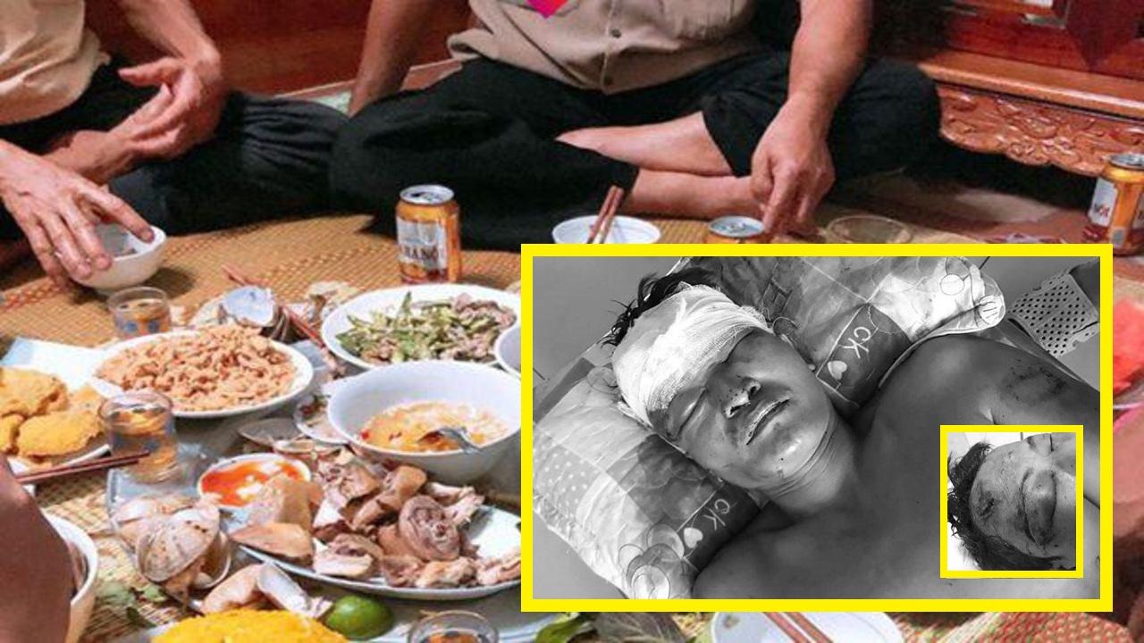 Dụ chủ nợ vào nhà uống rượu rồi trói, đánh đến nhập viện, sự việc tại Nghệ An