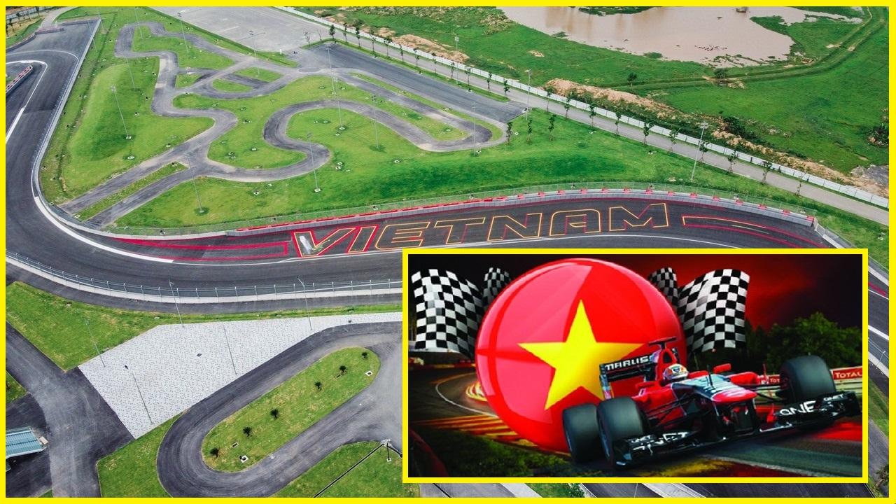 Giải đua F1 tại Hà Nội sẽ trở lại vào tháng 11