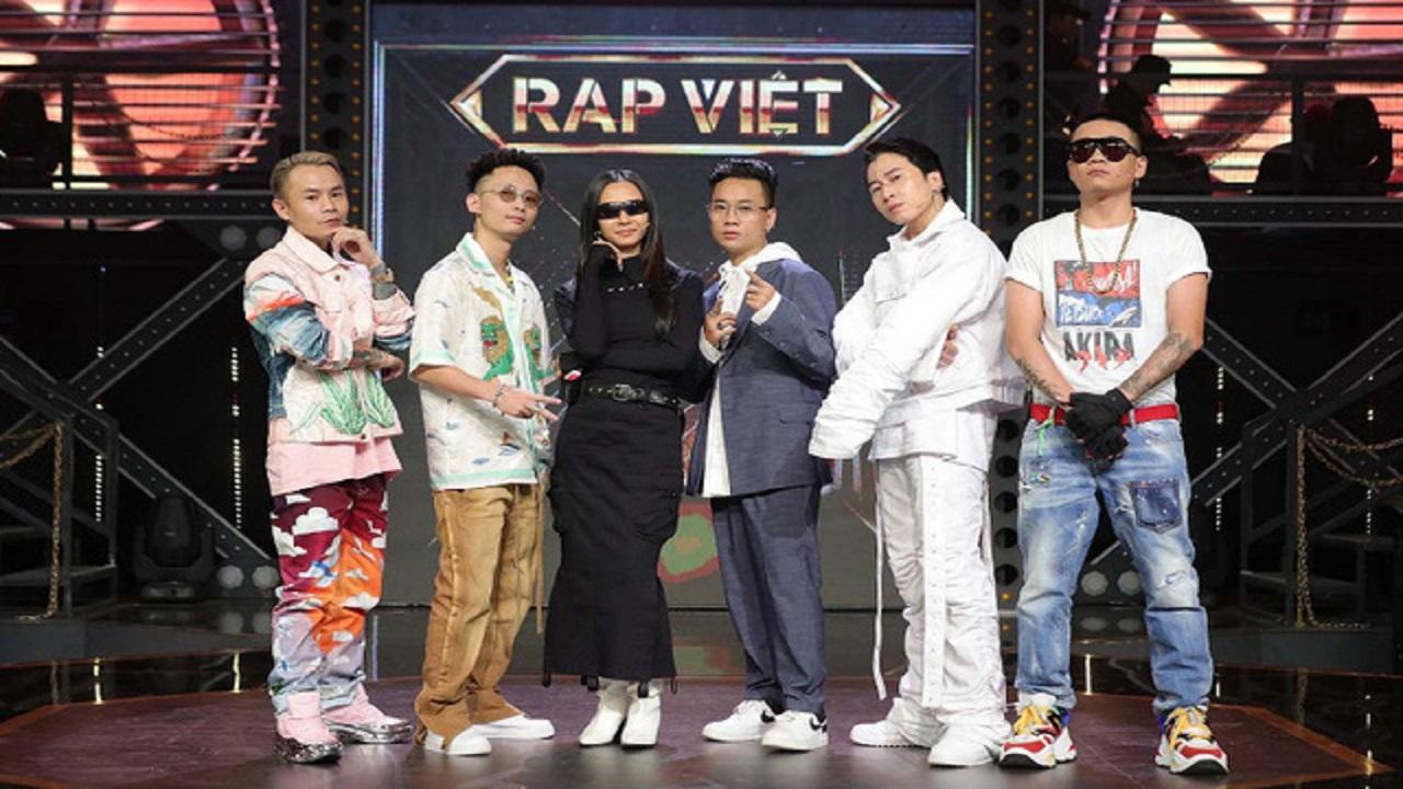 Rap Việt có gì mà gây sốt, vọt lên top 1 trending YouTube Việt Nam?