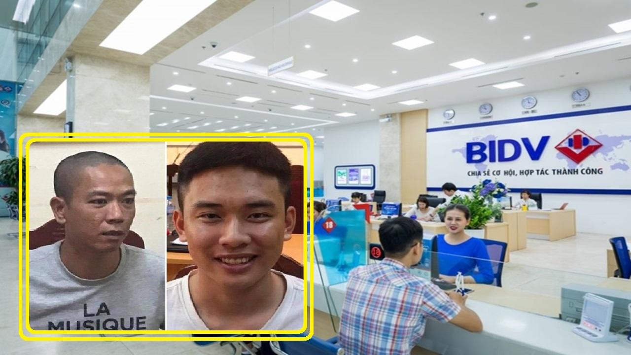 Tổng Giám Đốc Cướp Ngân Hàng BIDV Tại Hà Nội Cùng Đồng Phạm Bị Khởi Tố