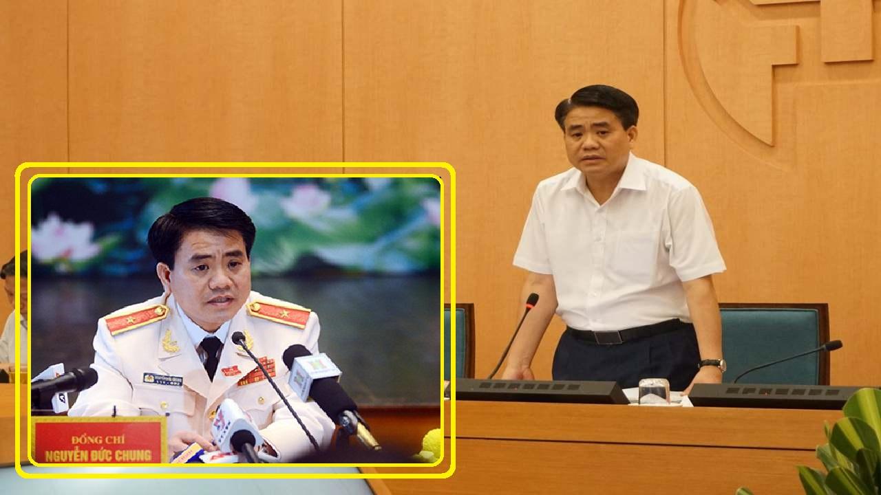 Bộ Công An Vào Cuộc Làm Rõ 3 Vụ Án Liên Quan Ông Nguyễn Đức Chung   CT UBND TP Hà Nội