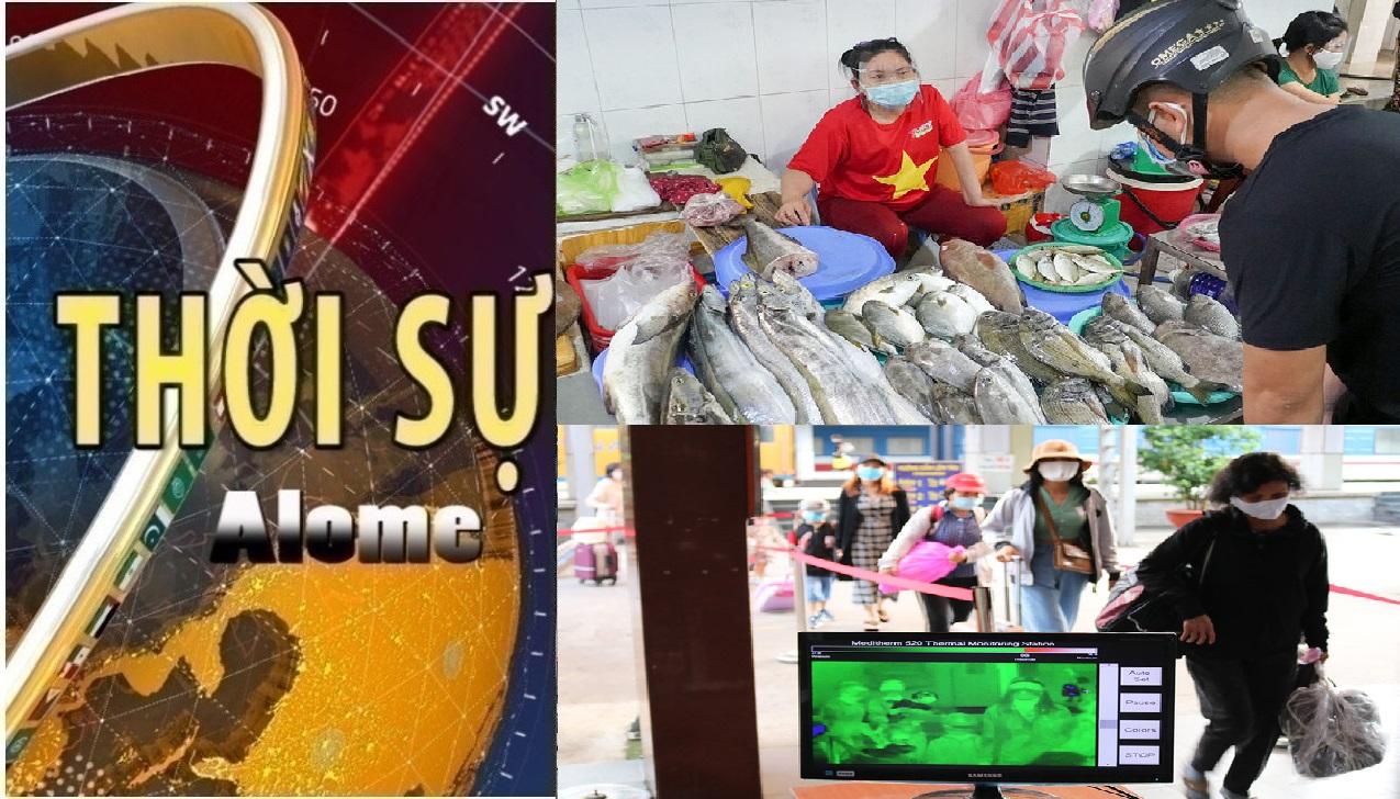 Thời sự ngày 11/08: Người dân Đà Nẵng đi chợ theo ngày chẵn lẻ