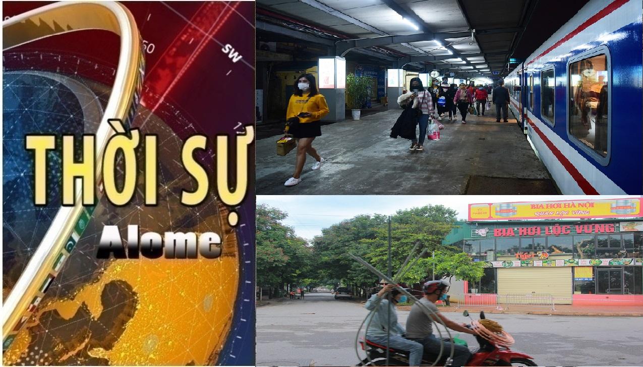 Thời sự ngày 12/08: Hà Nội tìm người đến quán bia có ca nghi nhiễm