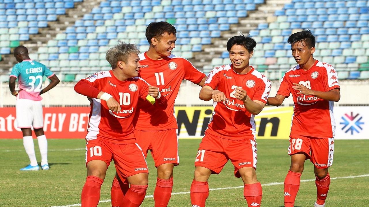 Thể thao 11 09 2020: Công Phượng hết cơ hội cùng TP.HCM tiến sâu tại AFC Cup 2020