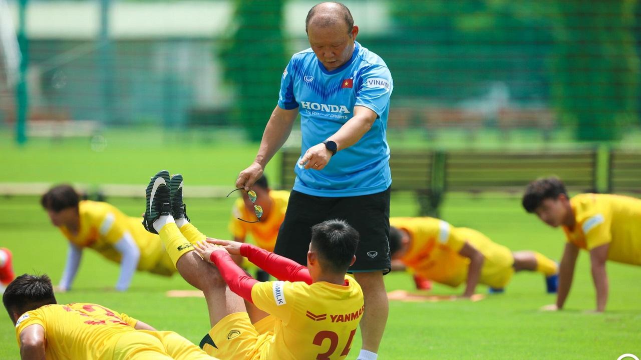 Thể thao 15 09 2020: Filip Nguyễn tiếp tục gây ấn tượng với HLV Park Hang Seo