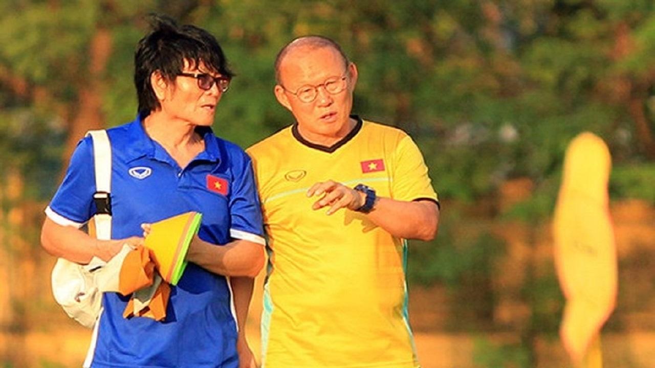 Thể thao 02 10 2020: Tiết lộ những câu chuyện thú vị chưa từng kể của thầy Park