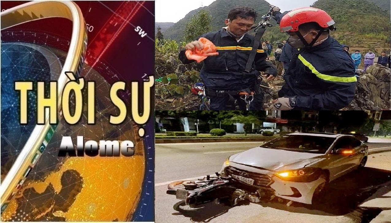 Thời sự ngày 24/11: Thanh tra giao thông tỉnh Hưng Yên đi ngược chiều, đâm chết người