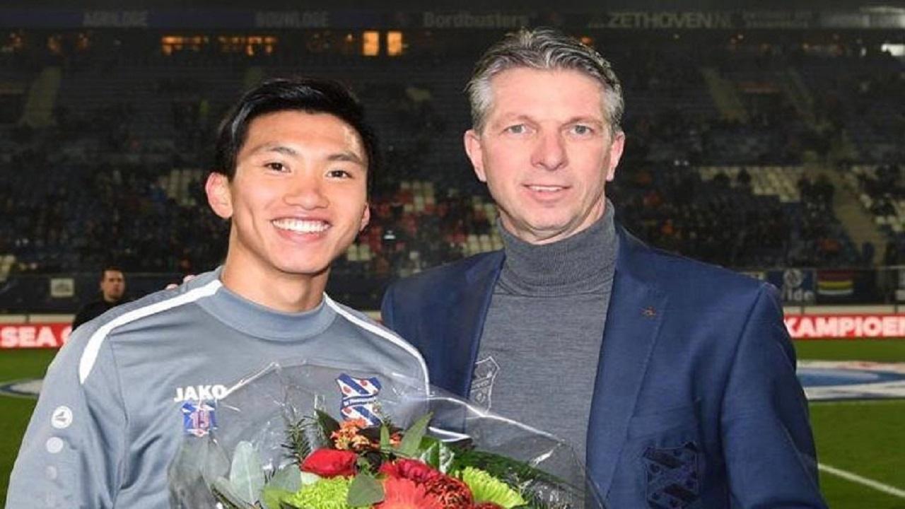 Thể thao 26 11 2020: Văn Hậu và Văn Đức có thể sang Hàn Quốc thi đấu