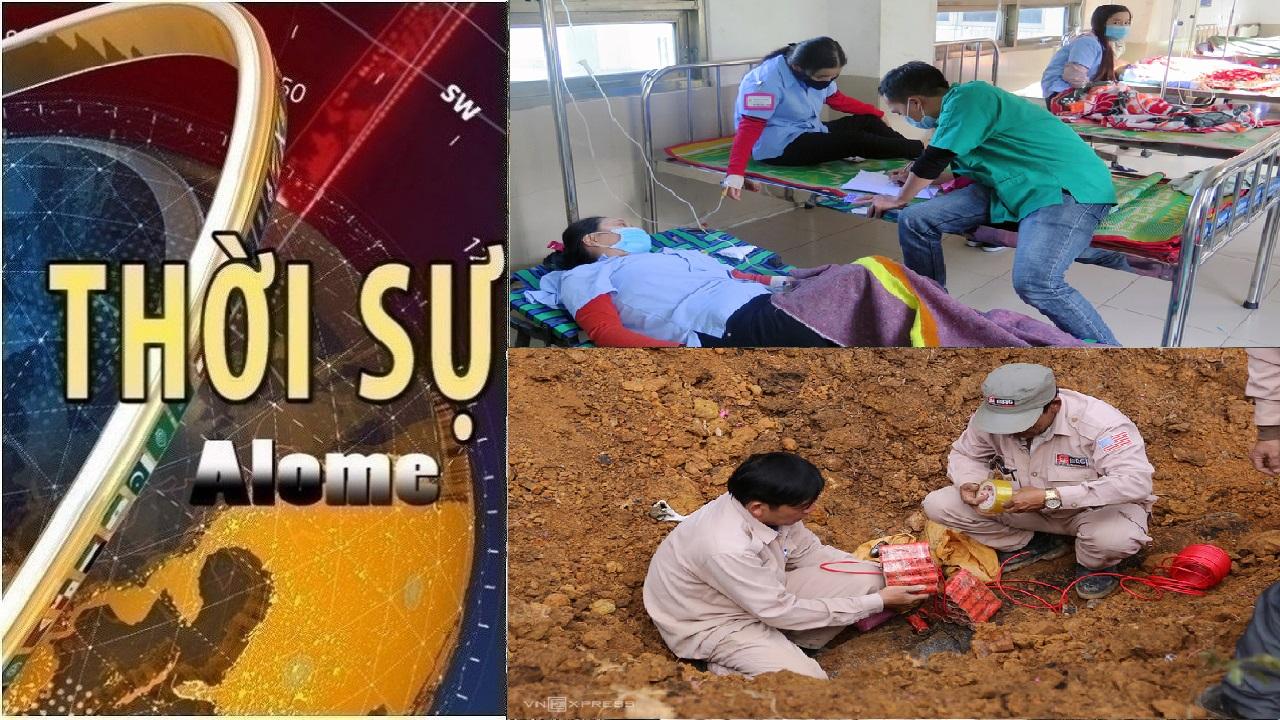 Thời sự ngày 14/01: 82 người nhập viện do ngộ độc thực phẩm