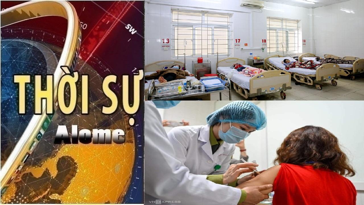 Thời sự ngày 26/02: Hà Nội, Hải Phòng được mua vaccine Covid 19