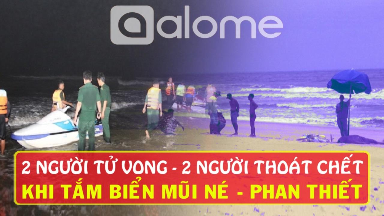 Hai Du Khách Bị Sóng Tử Vong Khi Tắm Biển Mũi Né   Phan Thiết