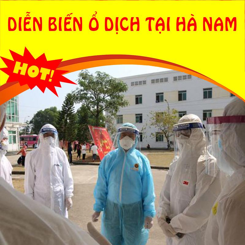 Thời sự 22/9: Ổ dịch tại Hà Nam ghi nhận thêm 23 trường hợp mắc Covid 19