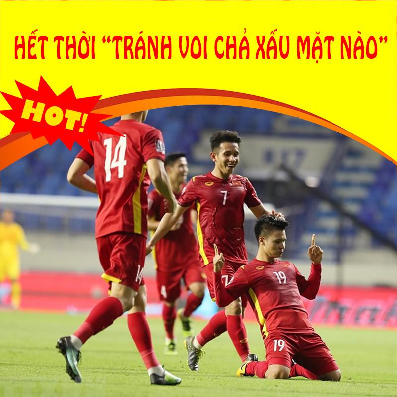 Thê thao 22/9: Đội tuyển Việt Nam đã hết thời