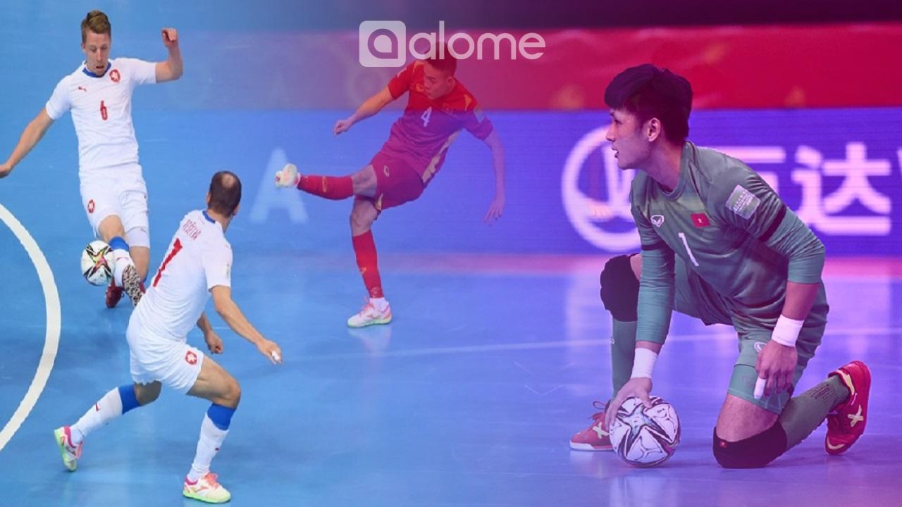 Tuyển Futsal Việt Nam Được Thưởng Nóng 1,5 Tỷ Đồng Sau Trận Cầm Hòa CH Séc