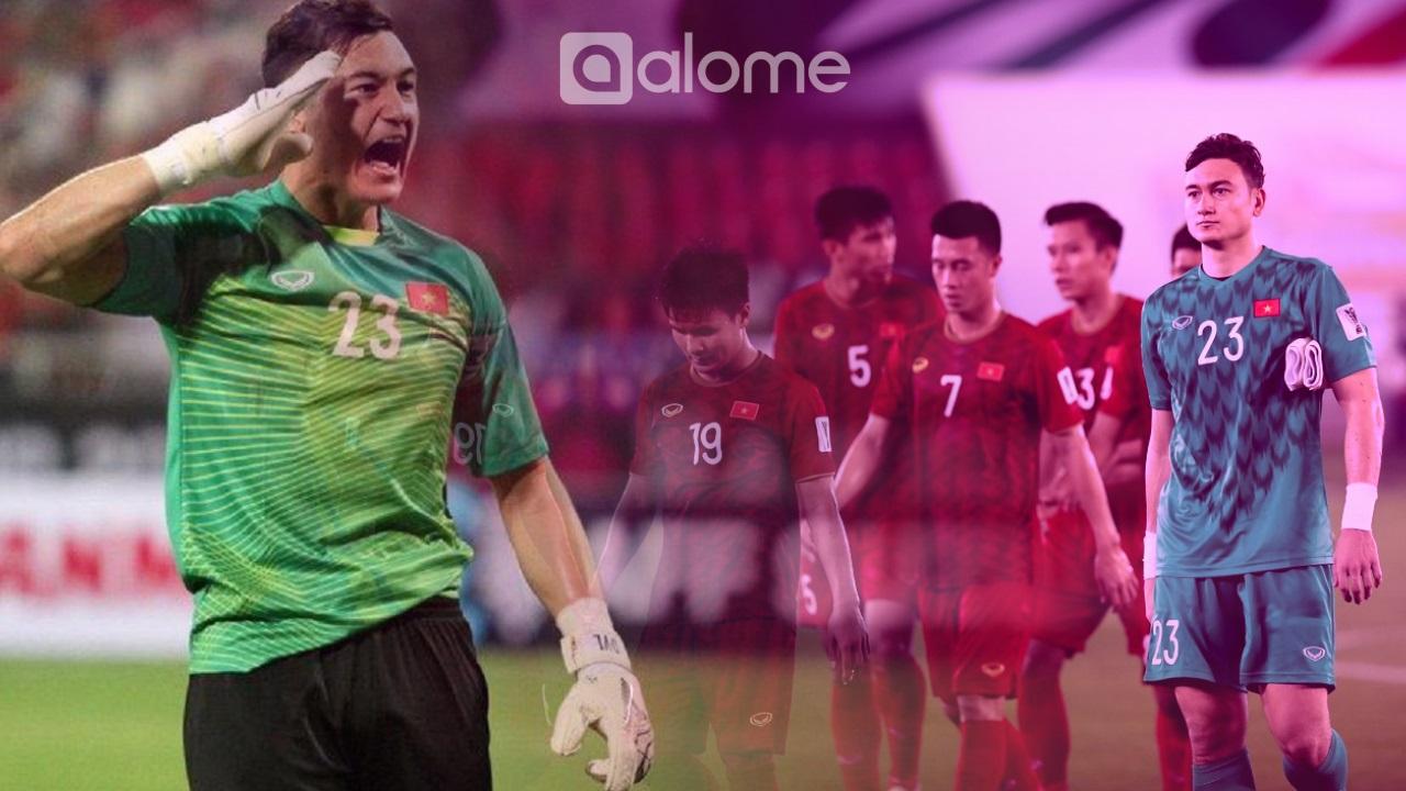 NÓNG Văn Lâm Không Thể Tham Dự AFF Cup Cùng Đồng Đội